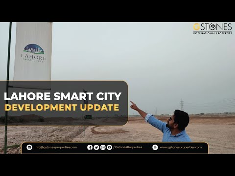 Lahore Smart City Updates 2021 - Best Investement Opporunity for Overseas Clients - Call Now