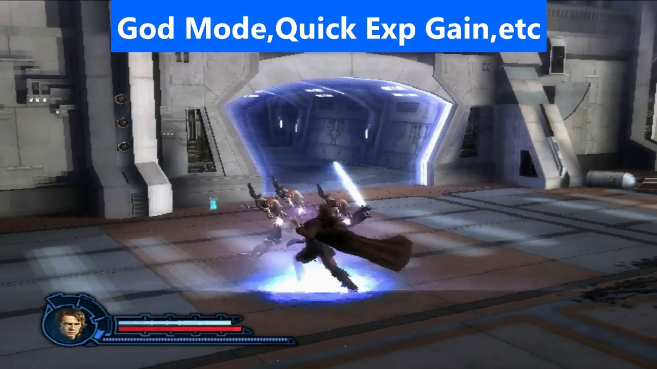 Star Wars Episode Iii Revenge Of The Sith Cheats Pcsx2 Sles 531 55 Pnach 99ad19ee Youtube