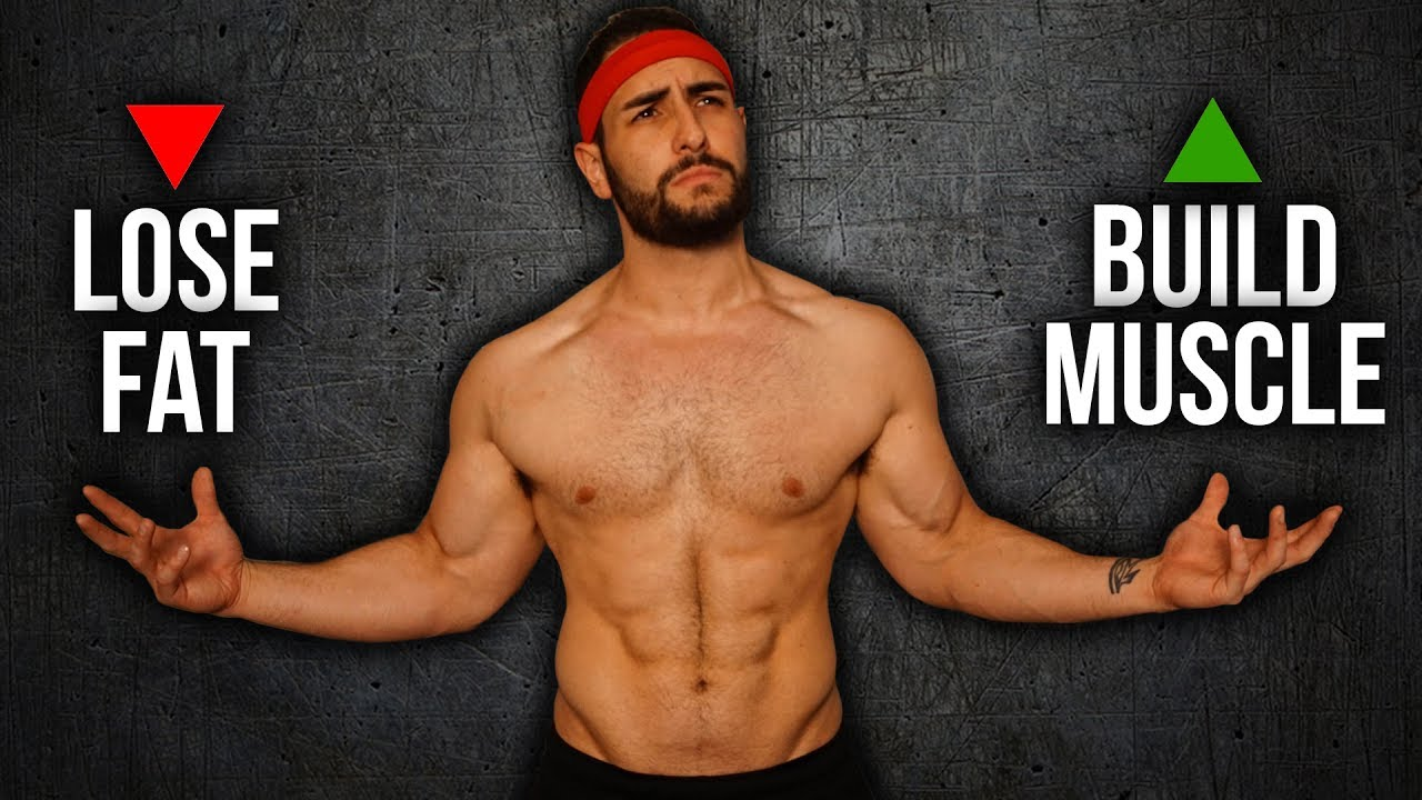 Adding muscle mass while losing fat