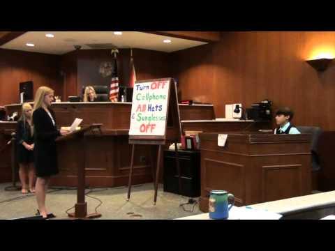 Classical Conversations Mock Trial: East Boca v. Coconut Creek - Session #1