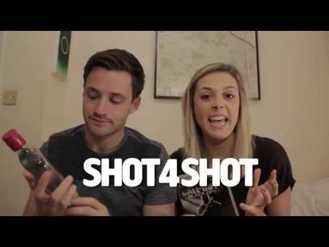 Call Of Duty Drinking Game - Shot 4 Shot | Spencer vs Alex
