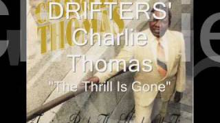 THE DRIFTERS- The Thrill Is Gone