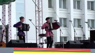Гала-концерт съемок «Играй, гармонь любимая»