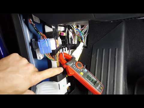 Tesla Model 3 Under Dash Source Supplying Center Console 12V Outlet