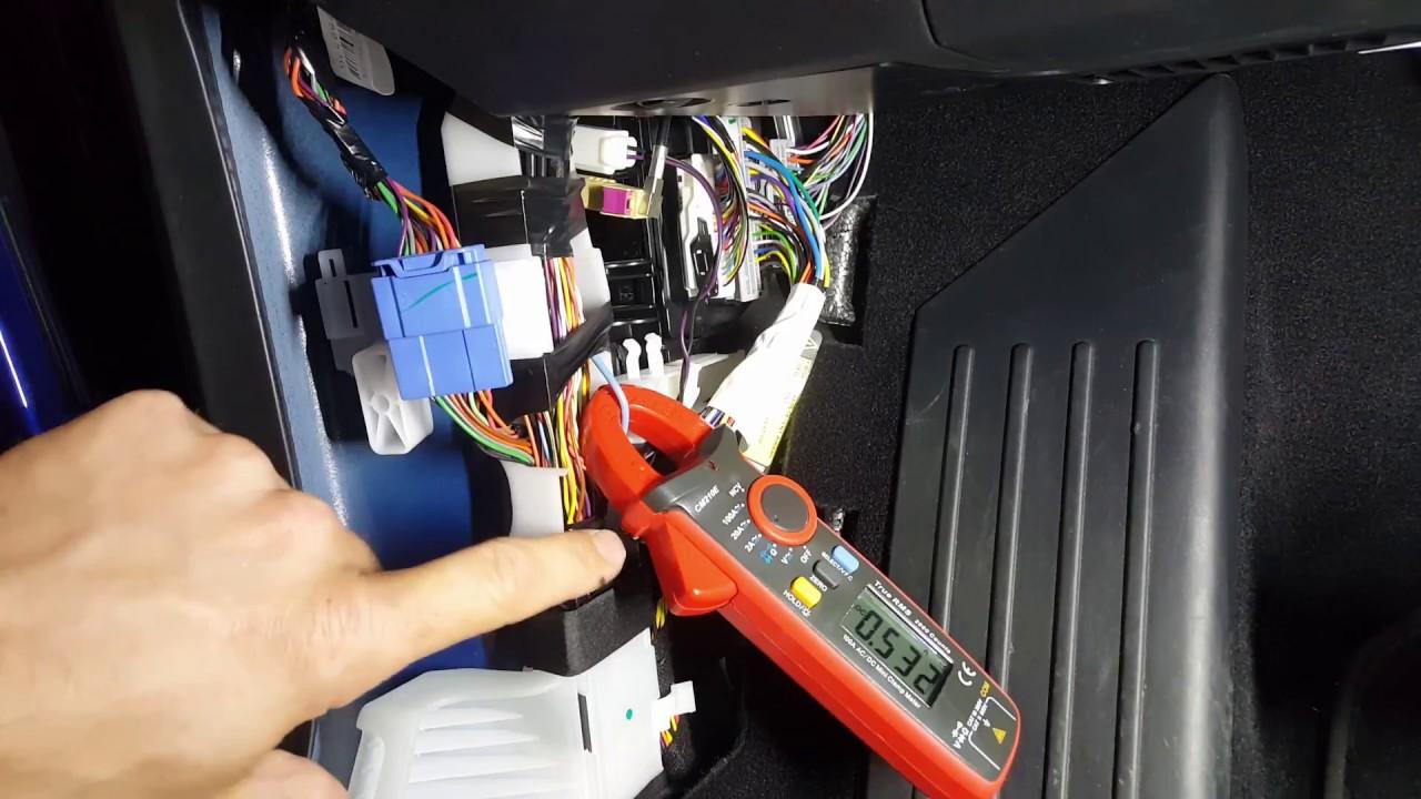 medium resolution of tesla model 3 under dash source supplying center console 12v outlet