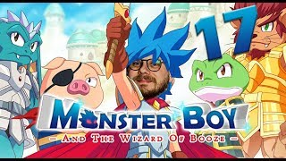 Weltbester LPer vs. völliger Level-Wahnsinn | Monster Boy and the Cursed Kingdom mit Etienne #17