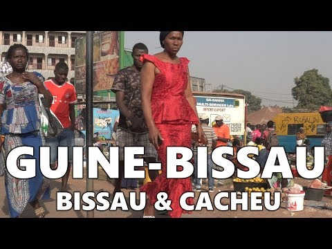 GUINEA BISSAU // FORT OF CACHEU // TRIP (2018)