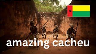 GUINEA BISSAU // FORT OF CACHEU // TRIP (2019)