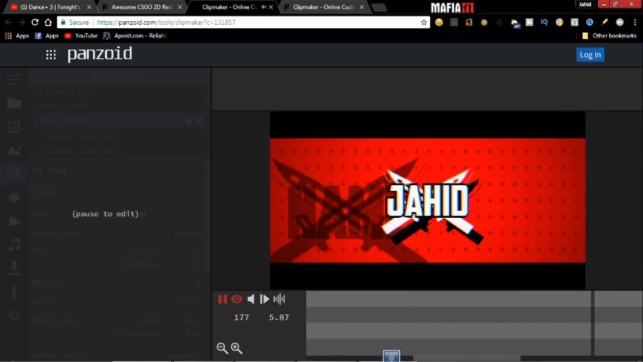 intro maker software free download for pc