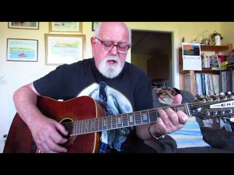 12-string Guitar: The Family Of Man (Including lyrics and chords)