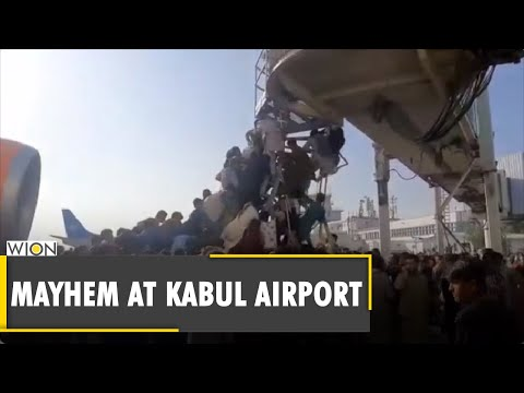 Five people killed inside Kabul airport following attempts of massive evacuation | Afghanistan
