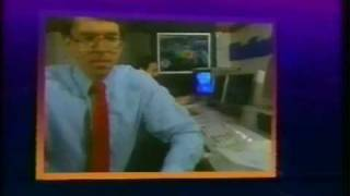 WRAL TV 5 Raleigh, NC 6:00 News Open March 26, 1992