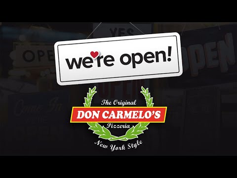 We're Open Omaha: Don Carmelo's Pizzeria