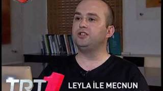 """Polat Onat: """"En Beğendiğim Beş Şair"""" TRT1 (Derkenar Programı)"""