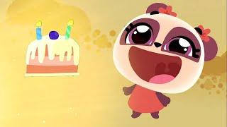 Бесконечный день рождения 🎂 - развивающий мультфильм - Дракоша Тоша 🐲 🐼