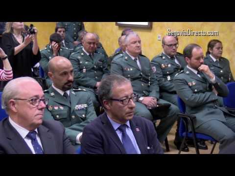 Segovia, 10 puntos por debajo de una media nacional envidiada por su seguridad