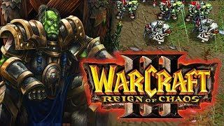 Warcraft 3 - WŁADCA KLANÓW - Nowa Kampania #2 ⚔️ eXtra klasyka / GIVEAWAY co 100 łap w górę - Na żywo