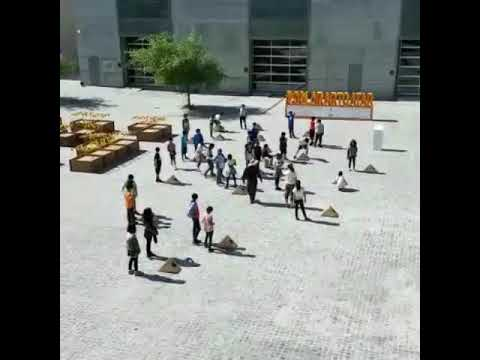 "Sun Boxes in Doha  ""NACHO"""