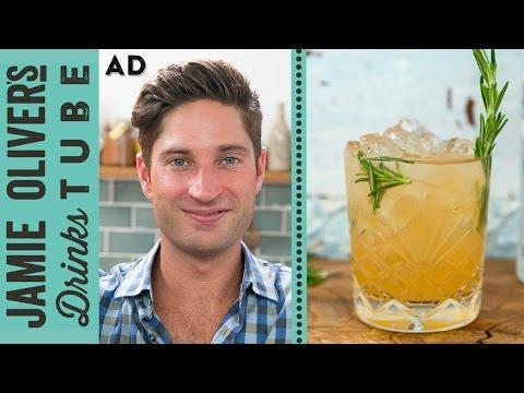 Fireside Grapefruit & Rosemary Vodka Cocktail   Joe McCanta