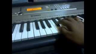 Ek haseena thi (karz) song in piano played by Arka