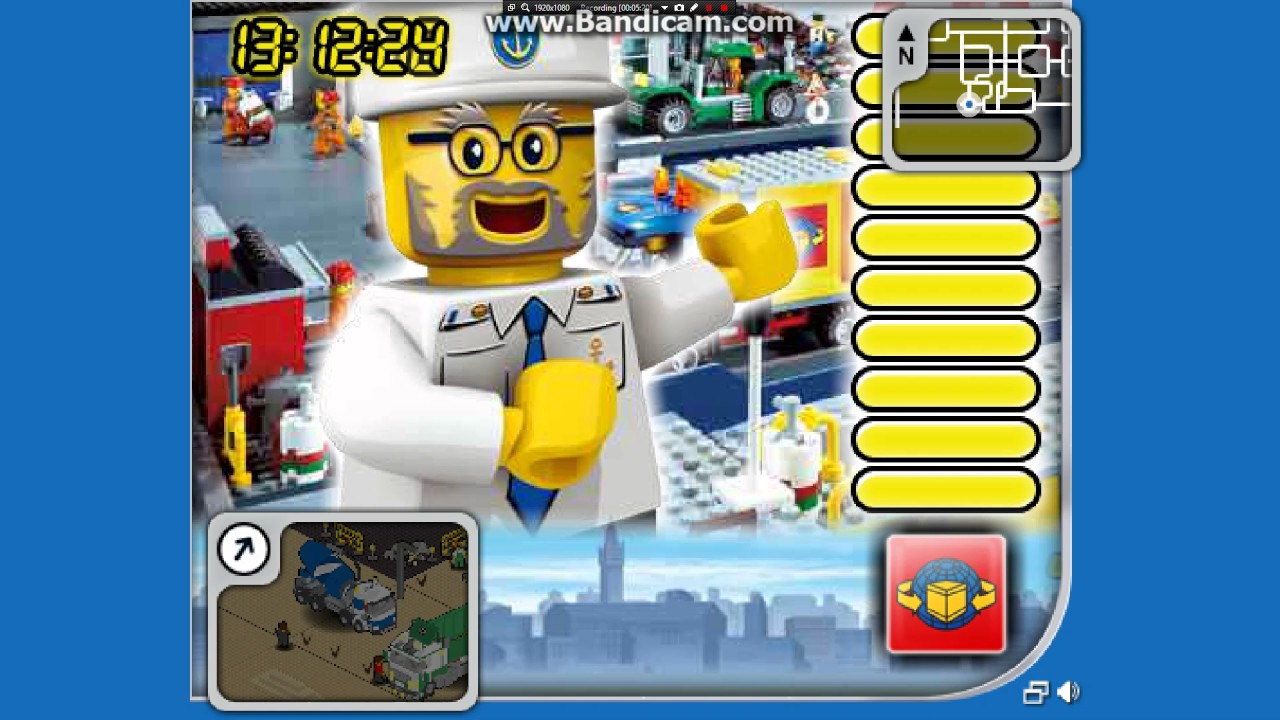 Lego Online Game