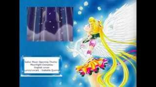 Moonlight Densetsu♡[English lyrics by Isabella]♡Sailor Moon
