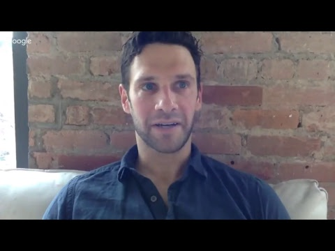 Justin Bartha chats about his role on the darker, sexier 'The Good Fight'
