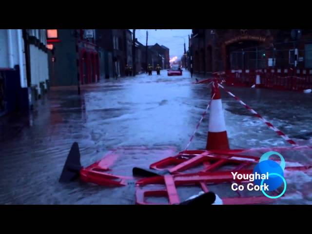 Youghal Flooding February 3rd 2014