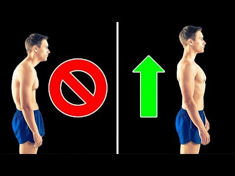 30 EASY YET EFFECTIVE TIPS FOR GETTING THE PERFECT POSTURE
