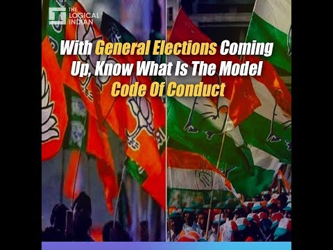 With General Elections Coming Up, Know What is The Model Code Of Conduct