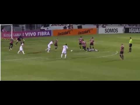 Melhores Momentos  Ponte Preta 3 x 0 Santa Cruz - Campeonato Brasileiro (16/10/16)