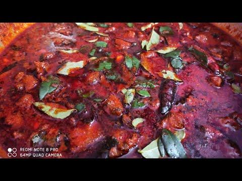 Meen Achar|Choora Achar|Fish Pickle