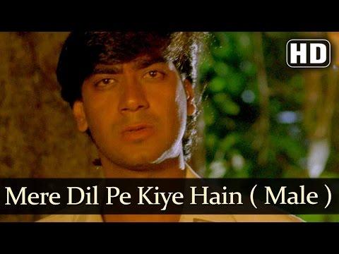 Mere Dil Pe Kiye Hain (HD) - Kanoon - Ajay Devgan - Urmila Matondkar - S P Balasubramaniam - Lata Ma