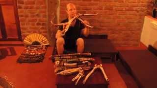 Multi Flute Demo by RootFlute