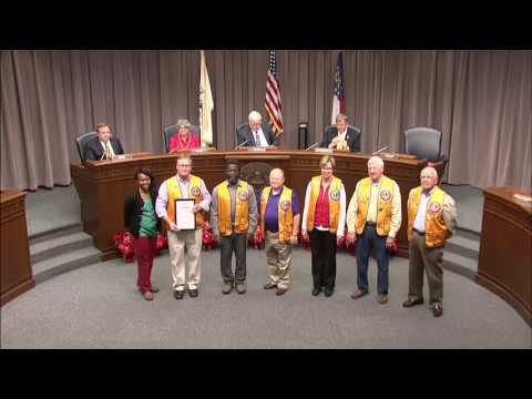 Cobb County Board of Commissioners - 12/22/16