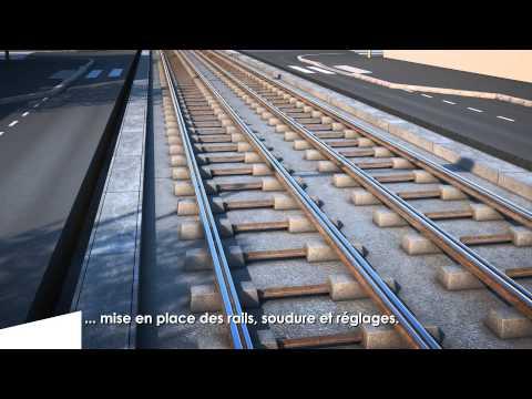 CiteTram : construction d'une ligne de tramway