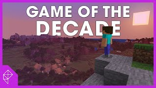 Minecraft is the most important game of the decade