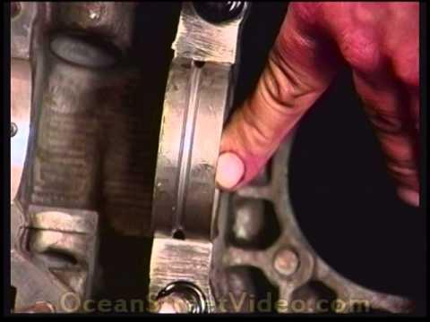 VW Engine Building: Assemble Short Block Part 1, cam, crank, lifters