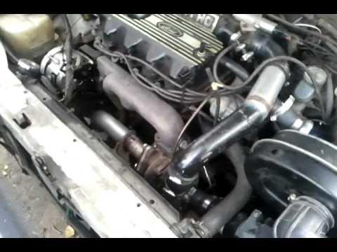 1988 Ford Escort Gt Turbo Youtube