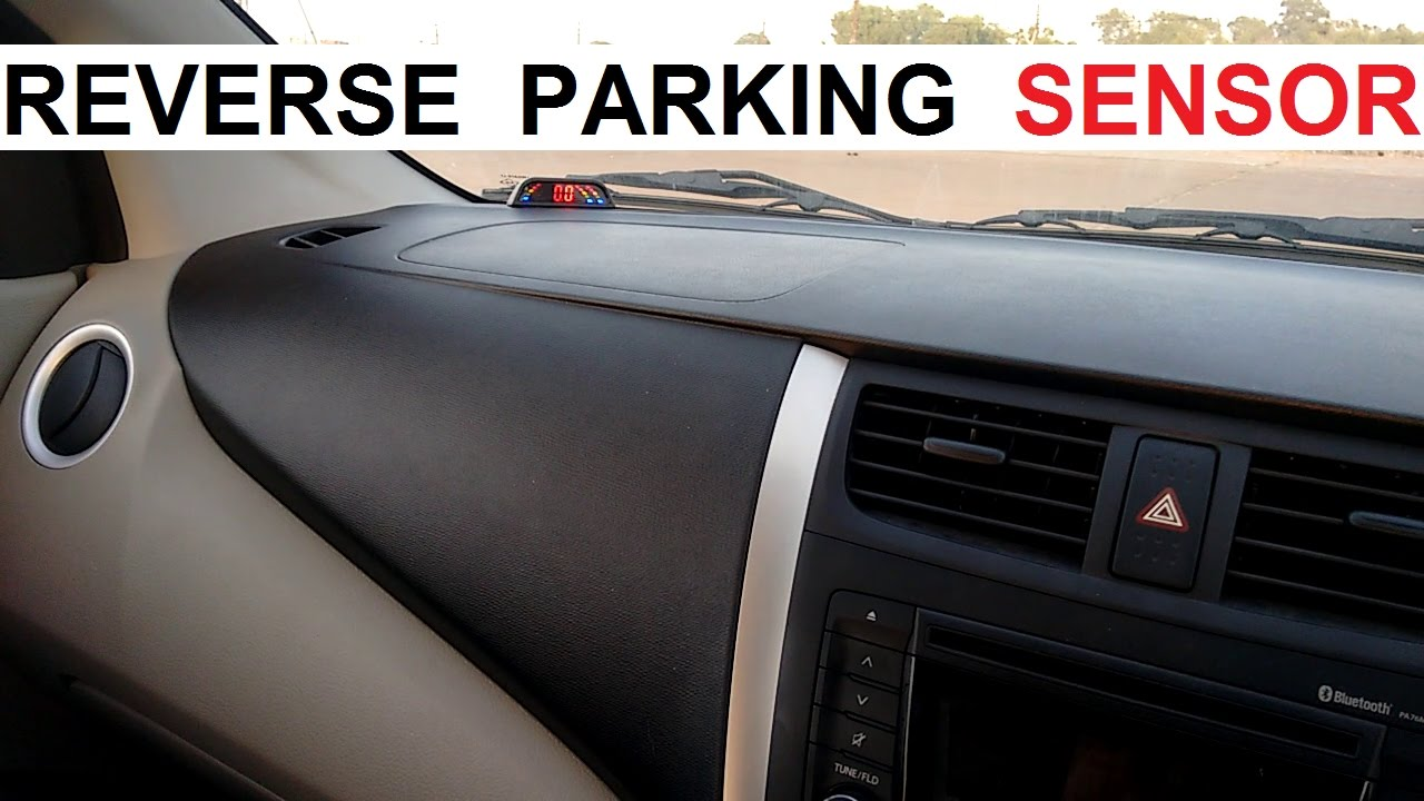 How Reverse Parking Sensor Works In A Car?