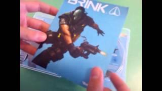 Unboxing Brink [PS3] ITA