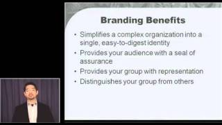 Building Your Organizational Brand