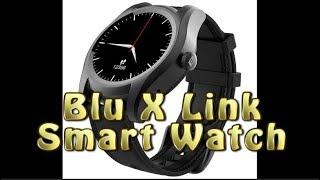 Blu X Link Smart Watch