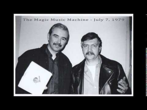 Magic Music Machine - WYEP FM - Pittsburgh July 7, 1979