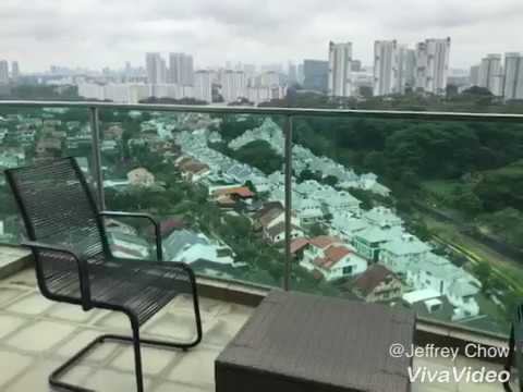 The Marbella 4 bedroom penthouse for sale in Singapore