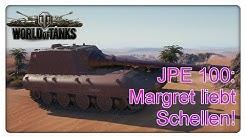 Jagdpanzer E100: Margret liebt Schellen!