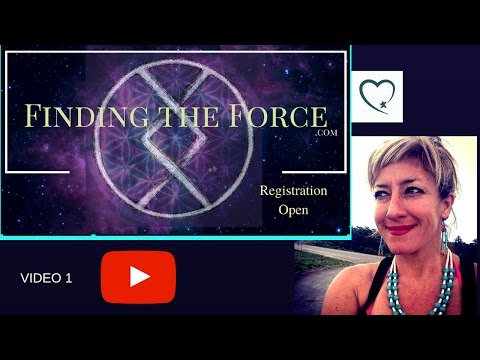 Finding the Force Conscious Evolution