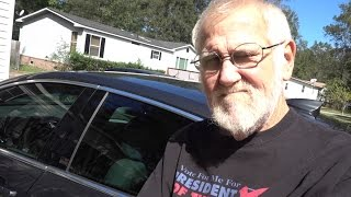 ANGRY GRANDPA'S NEW CAR!