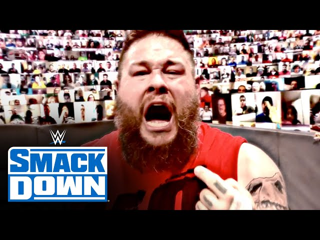 Kevin Owens sends Roman Reigns a message with a vicious assault on Jey Uso: SmackDown Dec. 4, 2020