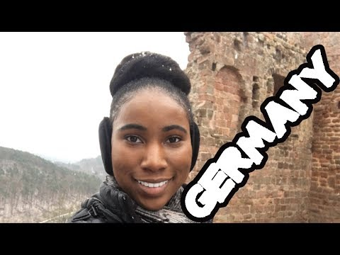 Germany Travel Vlog | Traveling to Kaiserslautern and Frankf